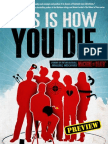 THIS IS HOW YOU DIE - 90 page preview