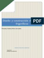 DISEÑO Y CONSTRUCCIÓN  DE CUARTOS DE REFRIGERACIÓN LILIA patoooooooooooo