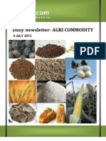 Daily Agri Newsletter 04 July 2013