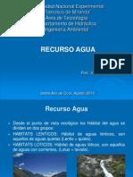 UNIDAD I Tema 1.1.Recurso Agua