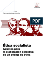 Etica Socialista Inst Bol y Marx