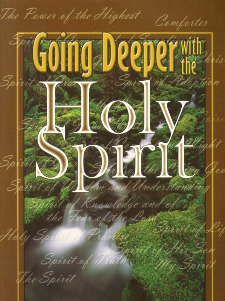 Going deeper with the holy spirit hinn grace in christianity going deeper with the holy spirit hinn grace in christianity trinity fandeluxe Choice Image