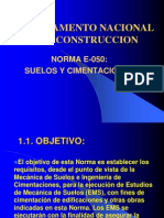 norma e-050
