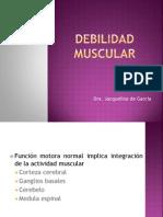 Debilidad Muscular Final 2013