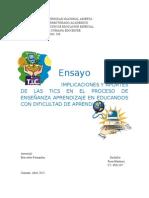 Universidad Nacional Abierta Ensayo 590