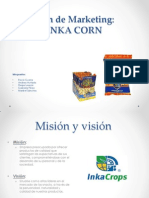 Plan de Marketing - Inka Corn