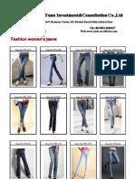 Fashion Jeans Details
