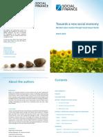 Towards a New Social Economy Web