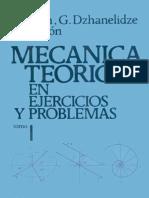 Mecánica teórica en ejercicios y problemas Tomo I