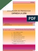 Franquicia -Carnes a la Leña-