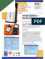 ACTAtek 3 Mobile Kit