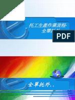 PCB全單托外流程