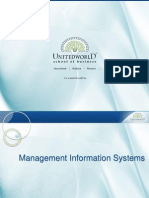 The Organization Structure, Managers and Activities Presentation - Unitedworld School of Business