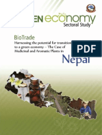 Bio Trade Medicinal and Aromatic Plants in Nepal