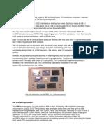 IMB Microprocessor
