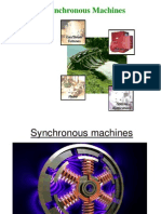 _Synchroous Machines Mecha