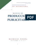 Produccion de Grafica y Weblog