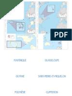 Fiches Territoires Ultramarins France