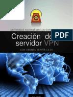 Instalacionn de Server VPN Ubuntu