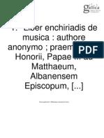 Musica Enchiriadis