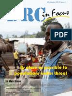 DRC in Focus Juillet 2013 en Email