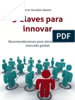 5 Claves Para Innovar Recomendaciones Para Destacar en Un Mercado Global