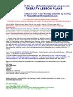 Lesson Plans for Site August 2011gillbold9 Pt Font