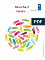Turkey human development report 2008