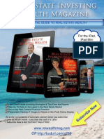 Realty411 Partners with REI Wealth, a monthly digital publication.