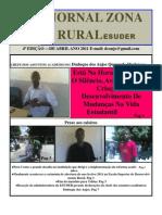 Jornal da Escola Superior de Desenvolvimento Rural-4ª edicao jornal esuder
