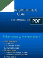 MEKANISME KERJA OBAT.ppt