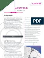 Romantis UHP VSAT Hub Web