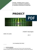 Caiet de Practica- An III - Heineken