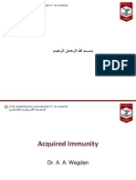 Presentation6 Acquired Immunity