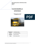 Plan Estrategico JLC-1
