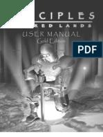 Disciples Sacred Lands User Manual Gold Edition