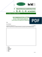 GALAAcademy2013-Annex2-RecommendationLetter