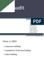 HRD Audit Final