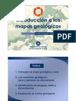 Introduccion a Los Mapas Geologicos