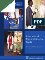 International Practical Science Guide Final