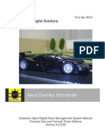 RCS64 manual (3.0.0.50) 21st Apr 2013
