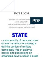 State and Govt (edited)