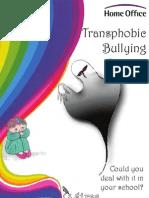Trans Phobic Bullying