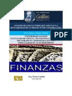 Análisis de los factores que afectan la rentabilidad en un Proyecto de Construcción.pdf