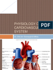 Cardiovascular and Syrculation System, 2013