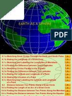77190524 Earth as a Sphere