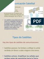 Comunicación Satelital 2