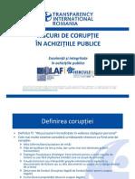 Riscuri de Coruptie in Achizitii Publice (1)