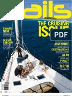 Sails MAgazine Australia. MArshalls