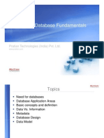 Unit1 Intro to Database Fundamentals_V1